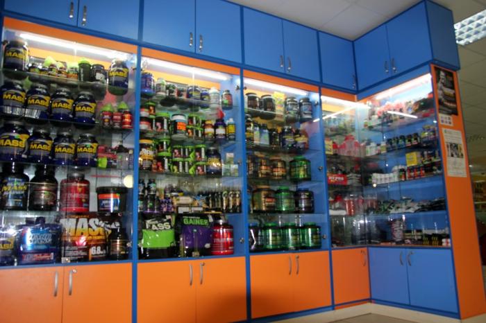 Купить спортивное питание в Луганске